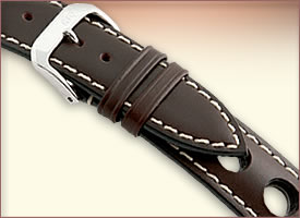 "№ 205 Genuine Russian Leather ""Racing"""