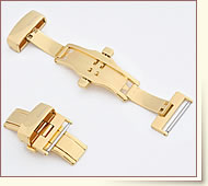No.1001 foldable clasp Inox