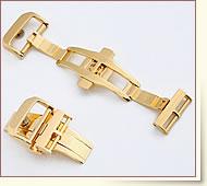 No.1011 foldable clasp Inox